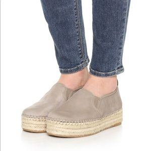 Sam Edelman Carrin Platform Putty Suede